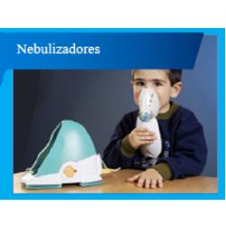 Nebulizador para el asma
